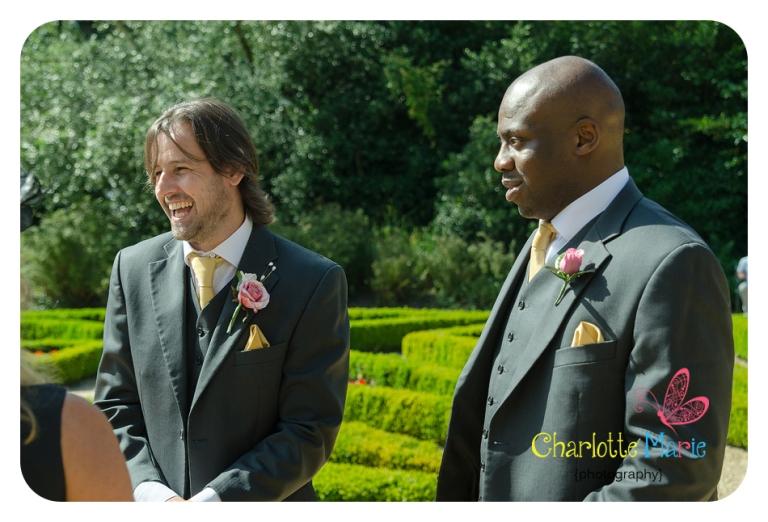 Dorset Wedding Photographer - Higchliffe Castle