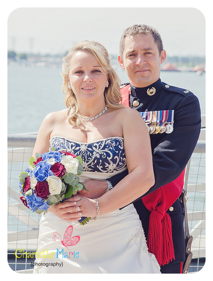Dorset Wedding Photographer - RNLI College
