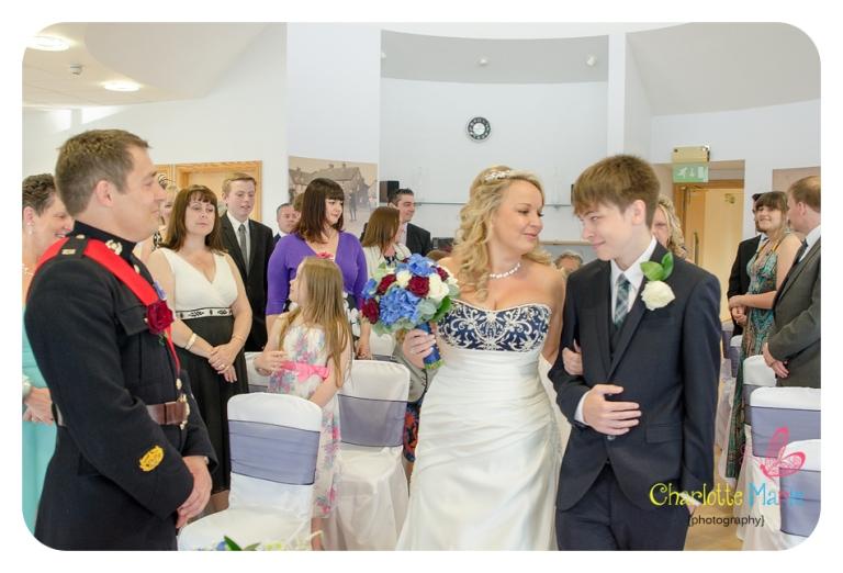 Dorset Wedding Photographer - RNLI College