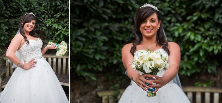 DORSET WEDDING PHOTOGRAPHER THE ITALIAN VILLA