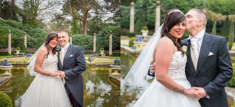 DORSET WEDDING PHOTOGRAPHER THE ITALIAN VILLA