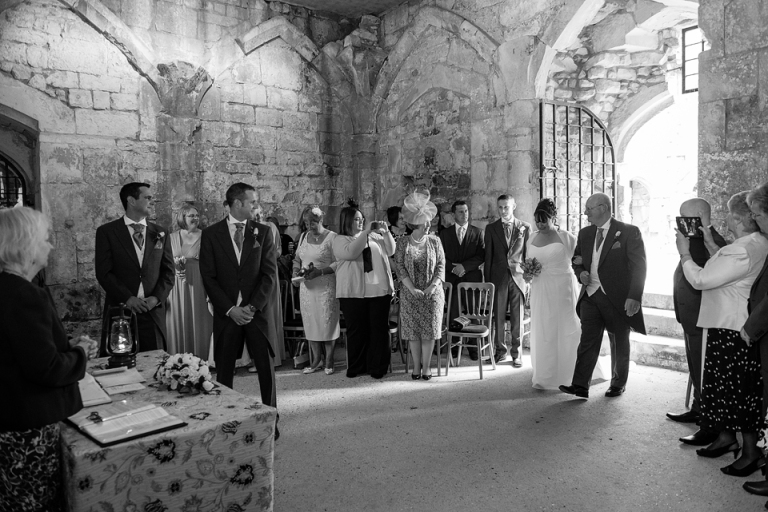 Dorset Wedding Photographer - Old Wardour Castle (12)