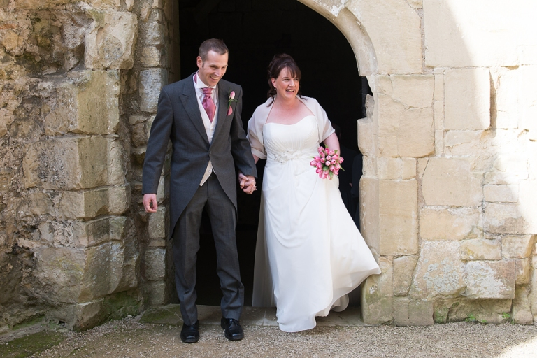 Dorset Wedding Photographer - Old Wardour Castle (24)