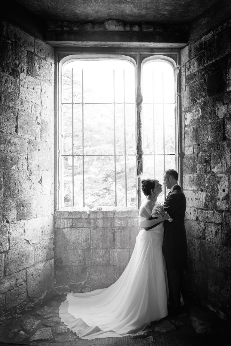 Dorset Wedding Photographer - Old Wardour Castle (42)
