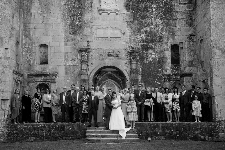 Dorset Wedding Photographer - Old Wardour Castle (48)